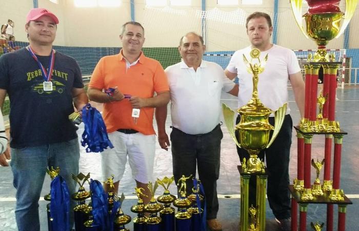 Muzambinho CAMPEÃO  dos jogos da AMOG 2016