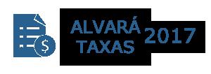 Alvará Taxas 2017