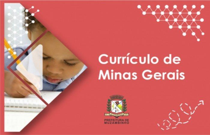 ENCONTRO DO MUNICIPAL PARA ANÁLISE DO CURRÍCULO DE MINAS GERAIS